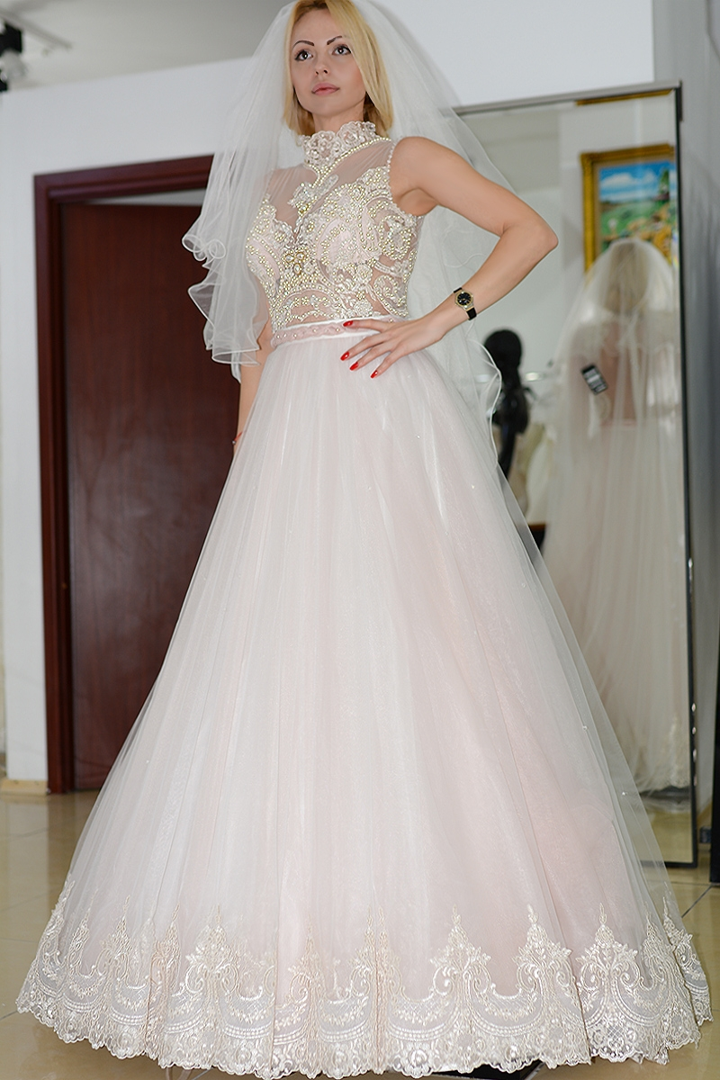 Rochie de mireasa Pass 32