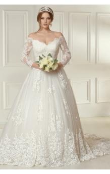 Rochie de mireasa Royal 01 - Printesa