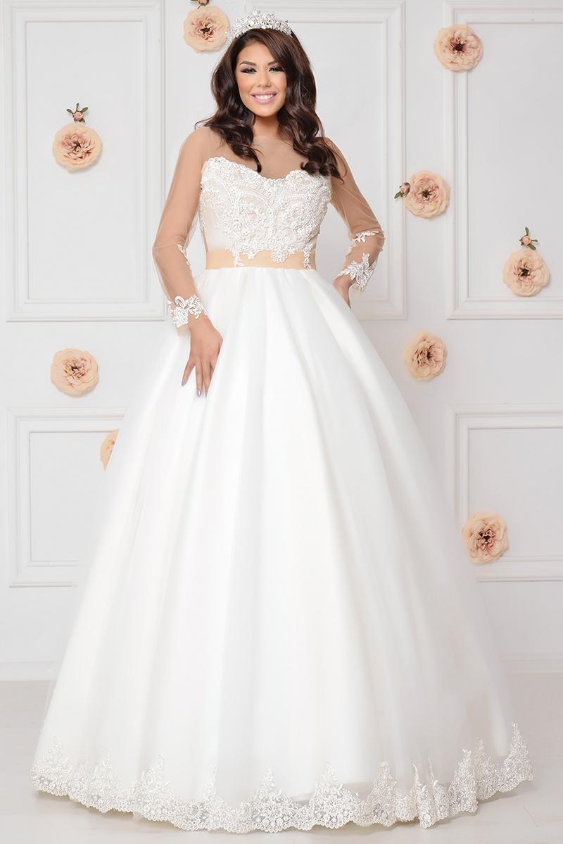 Rochie de mireasa Jewel 04