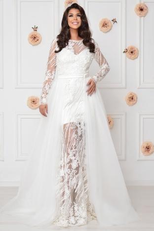 Rochie de mireasa Jewel 16