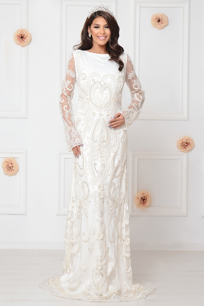 Rochie de mireasa Jewel 37