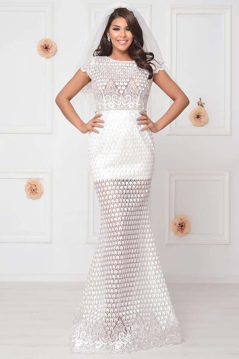 Rochie de mireasa Jewel 40