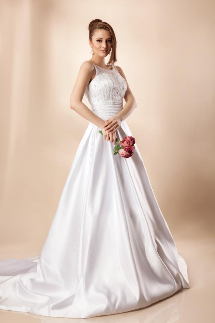 Rochie de mireasa Printesa Franciss