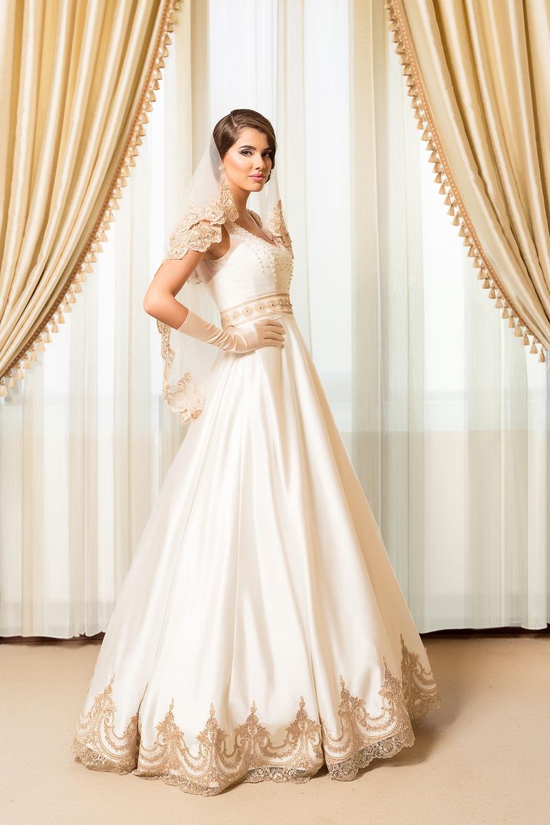rochie de mireasa 2015 - 1