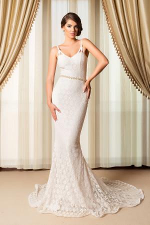 rochie de mireasa 2015 - 13
